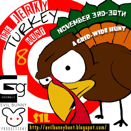 Jerkey Turkey Hunt