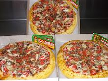 HASIL PRAKTEK ,WAROENG PIZZA,