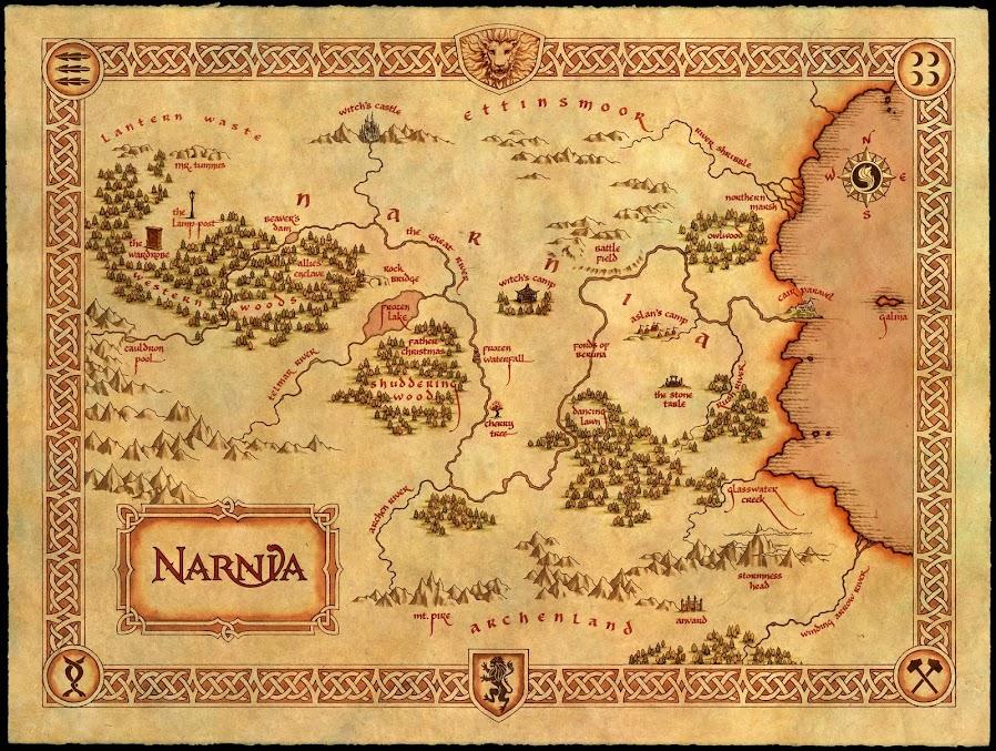 Narnia's Secrets