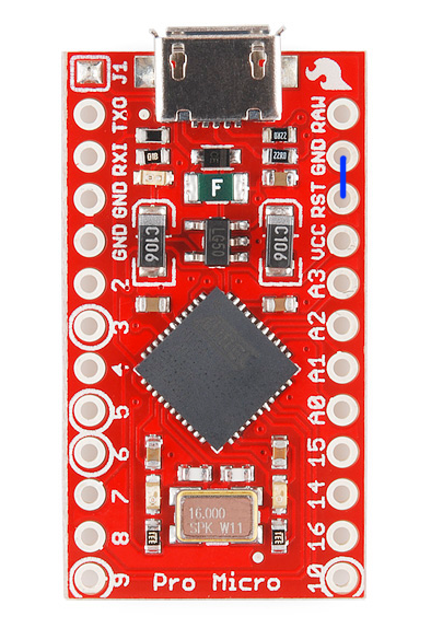 Adafruit Pro Trinket - 5V 16MHz: Amazonca: Electronics