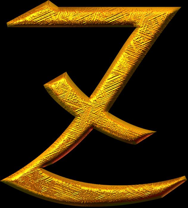 ღFondos De Pantalla y Mucho Másღ≈: Alfabeto chino dorado