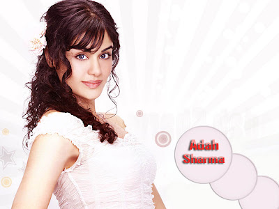 Adah Sharma hot photo