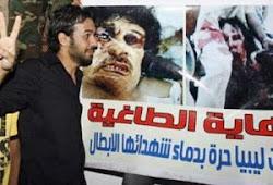 القذافي عاش حاكماً صاخباً ودُفن في مكان سري