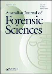 AUSTRALIAN JOURNAL OF FORENSIC SCIENCES