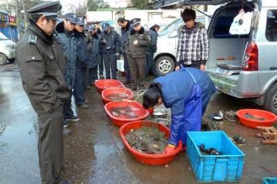 南京城管 眼神執法
