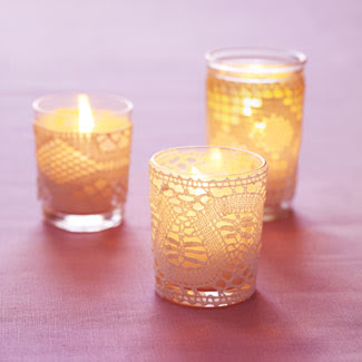 Candle Centerpieces For Wedding