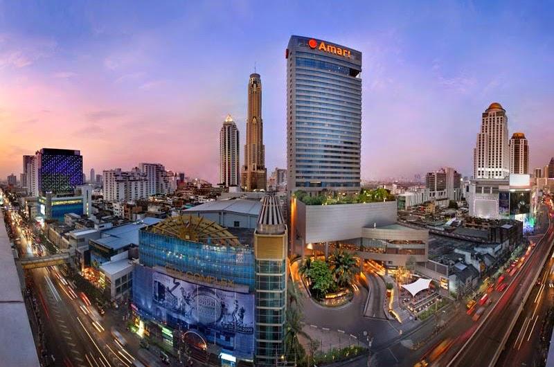 【Amari Resor 阿瑪瑞t】曼谷/芭堤雅/布吉/華欣 酒店,低至8折,5月前入住。