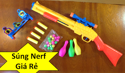 Súng Nerf Giả Made In China