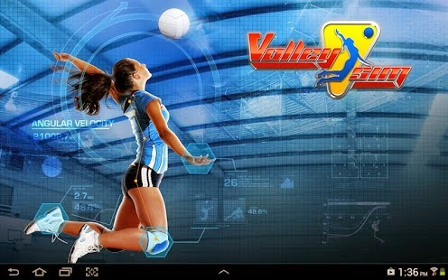 Game Android Seru Simulasi VolleySim