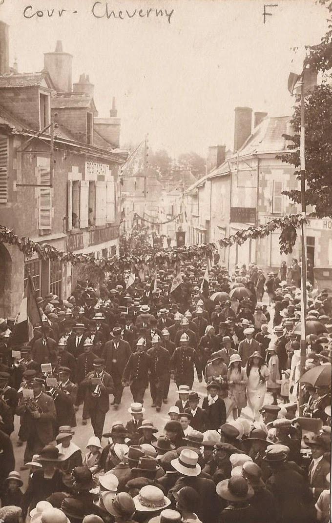 Festivités - Cour-Cheverny