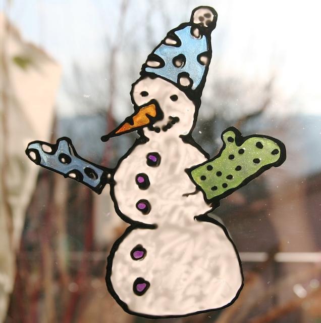 Spiel-und Bastelideen für den Winter