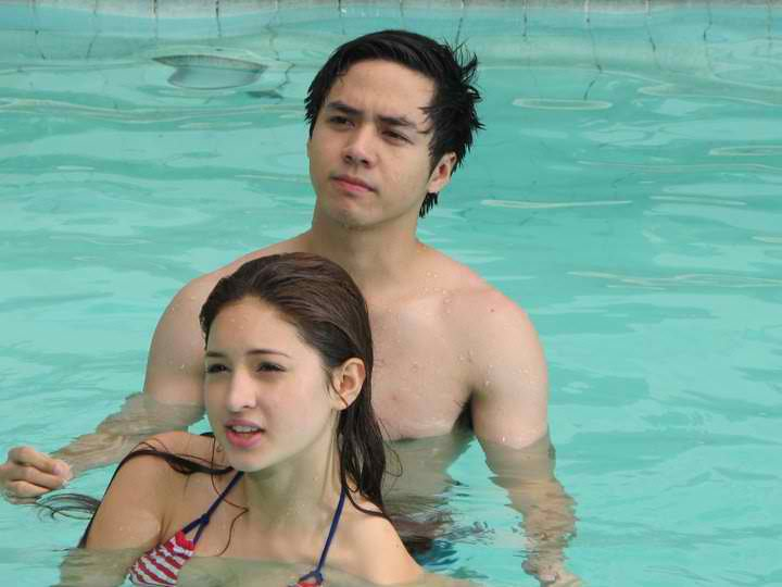 Sam Concepcion and Coleen Garcia: Pool Hotties! ~ MyKiRu IsYuSeRo