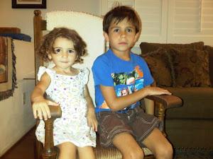 Alex and Serene