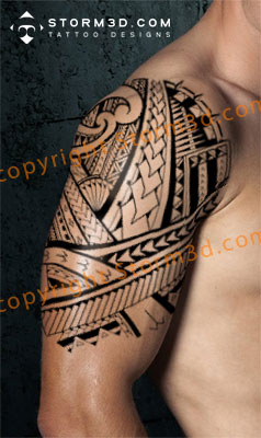 Maori inspired tattoo designs and tribal tattoos images for Tribal family tattoo