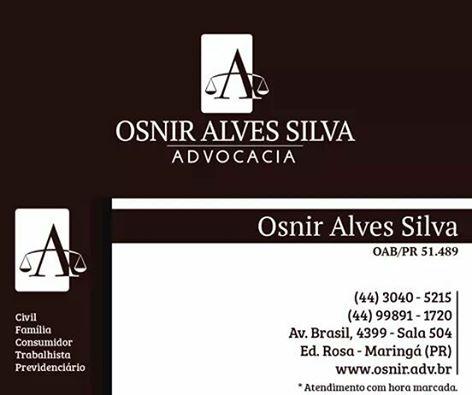 DR. OSNIR ALVES