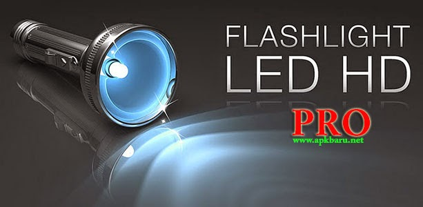 FlashLight HD LED Pro