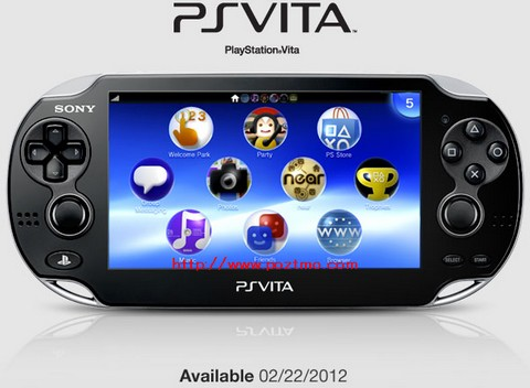 PS Vita 3g wifi feature and spesification
