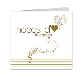 Texte d 39 invitation un anniversaire de mariage for Robes formelles pour 50e anniversaire de mariage