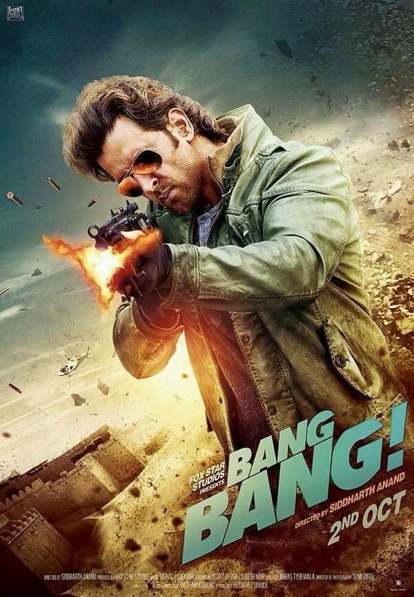 Bang Bang (2014) Tamil Dubbed DVDScr 400MB