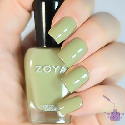 Zoya Ireland swatch