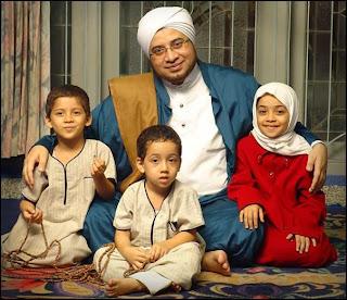 Keluarga Habib Munzir