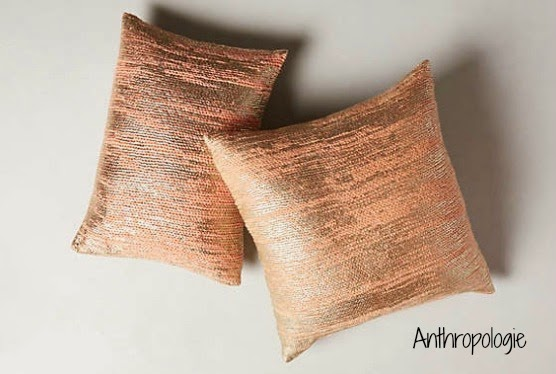 Home Trends - Pillows for Anthropologie
