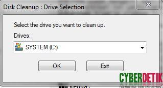 Cara Baru Mempercepat Windows dengan Disk Cleanup