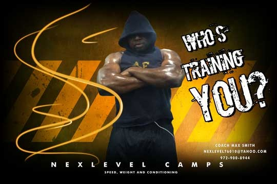 NEXLEVEL CAMPS