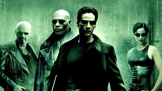 Matrix significados espirituais