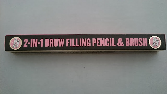 soap and glory, brow pencil, blondeshell, review, archery 2 in 1