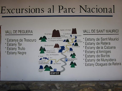 Excursions in Aigüestortes National Park from Espot