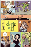 Dork by Evan Dorkin