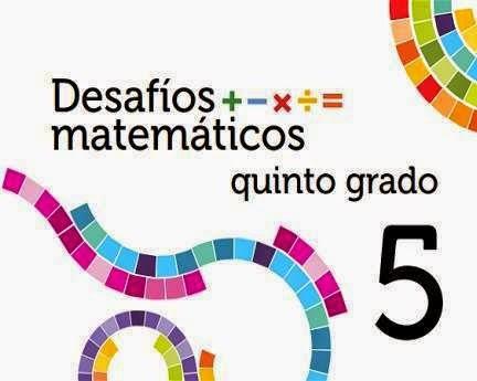 Solución a Desafíos Matemáticos 5to Quinto Grado (2014-2015) – PDF