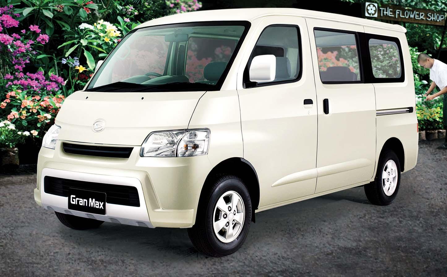 Spesifikasi Daihatsu Grand Max MB di otospek.com Media Online Spesifikasi dan Berita otomotif Indonesia