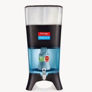 Snapdeal: Buy Prestige Lifestraw Water Purifier at Rs.2370
