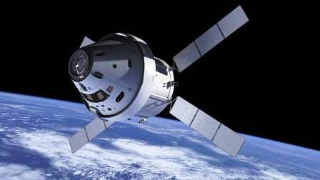 The ESA will work with NASA on the Orion manned mission