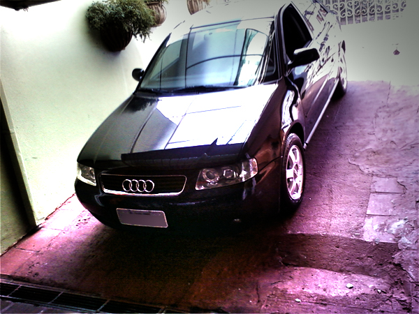 tuning car extreme brasil audi a3 chegando com tudo parab ns belo carro. Black Bedroom Furniture Sets. Home Design Ideas
