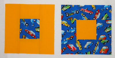 blocks for Jordan's quilt