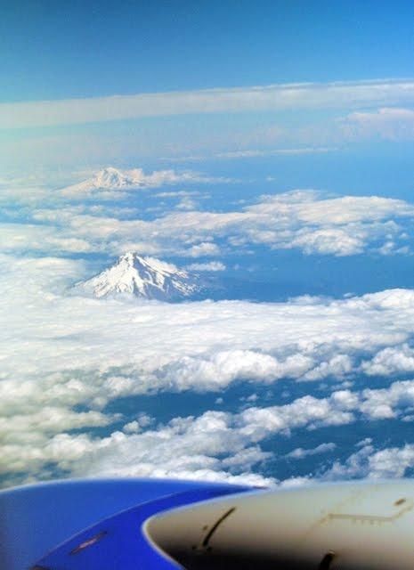 Mt Hood and Mt Adams_6042