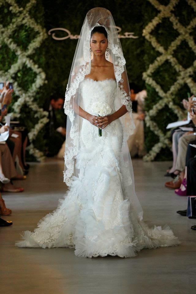 Rachel´s Fashion Room: Tipos de velos para el vestido de novia