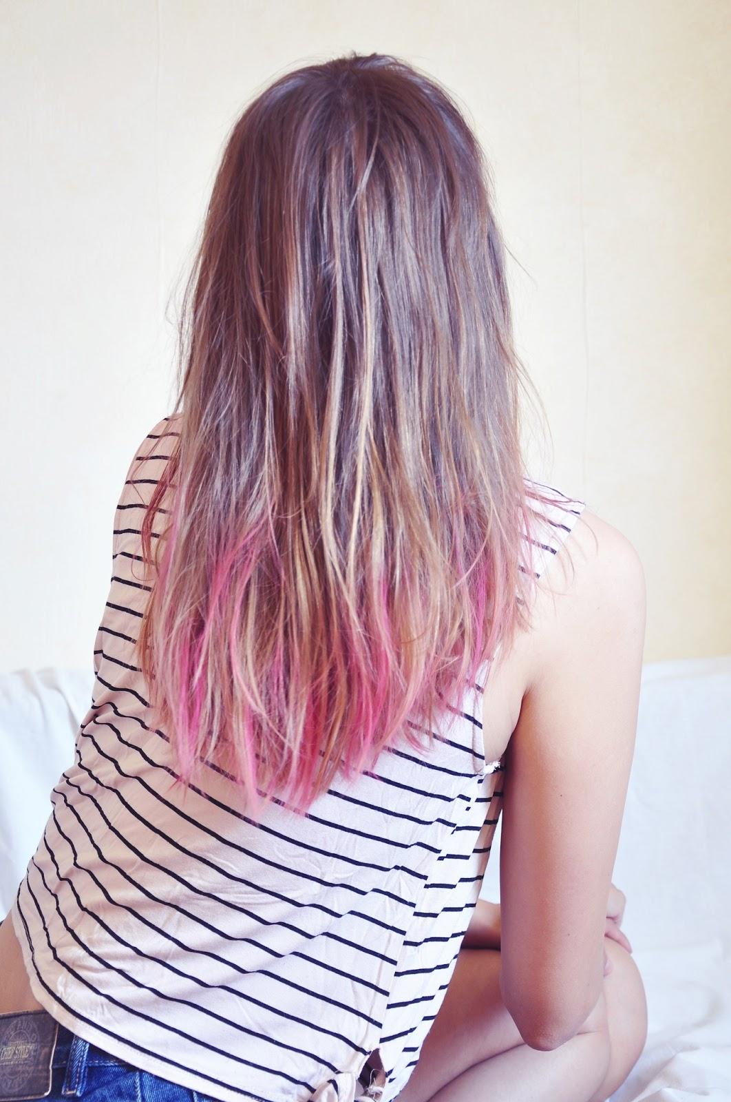 Как покрасить волосы без краски в домашних условиях. Чем 15