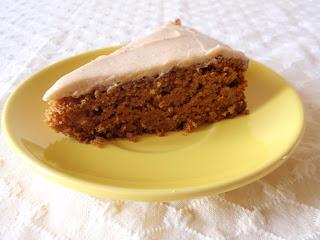 torta di zucca e cannella (vegan)