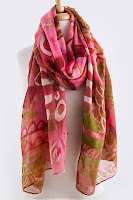 Splenderosa Long Scarf