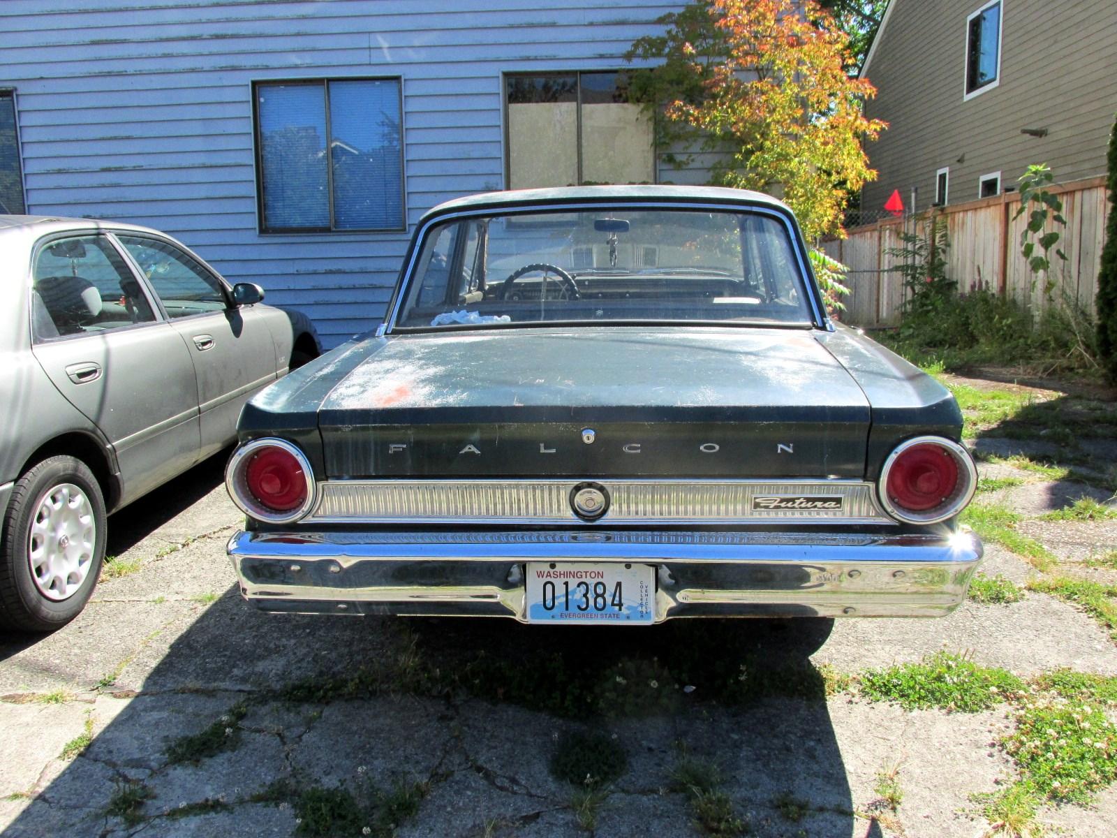 Seattles Classics 1964 Ford Falcon Futura Sedan
