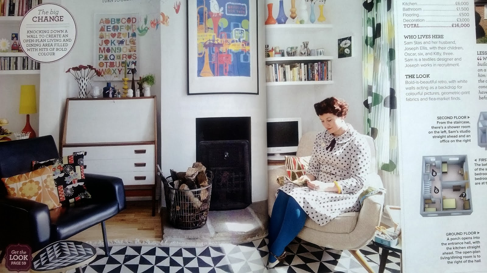 Ideal Home Magazine Feature