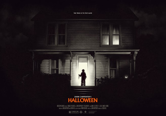 Halloween Soundtrack Vinyl, Prints and Slip Mats by Phantom City Creative & Mondo