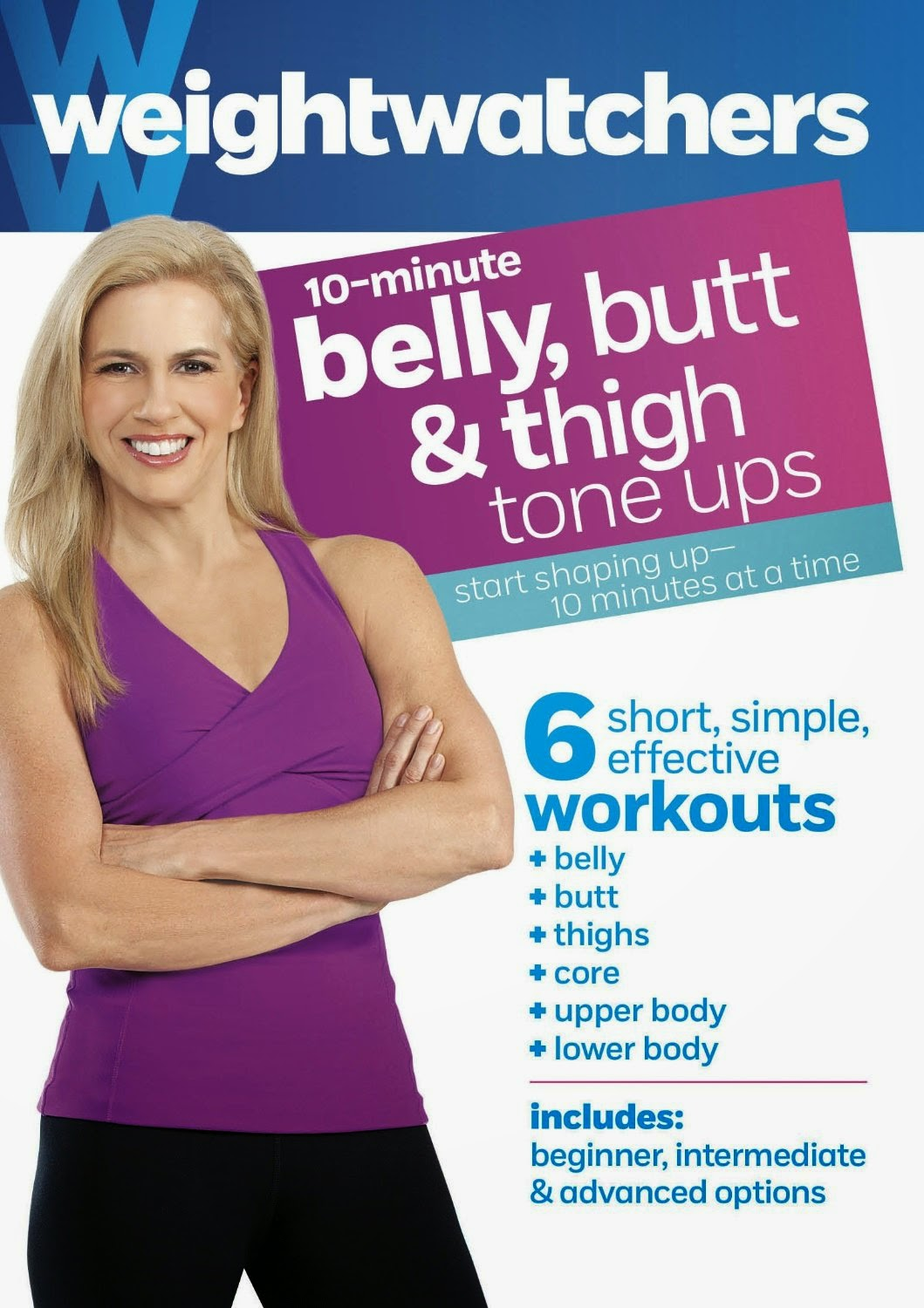 Fitness For The Rest Of Us Weight Watchers 10 Minute