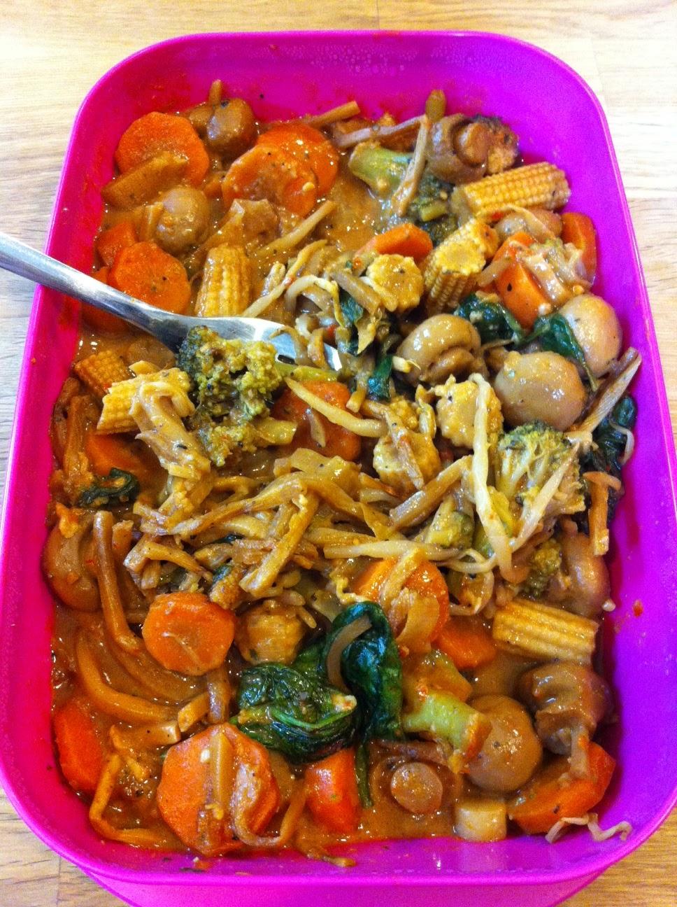 wok med låg