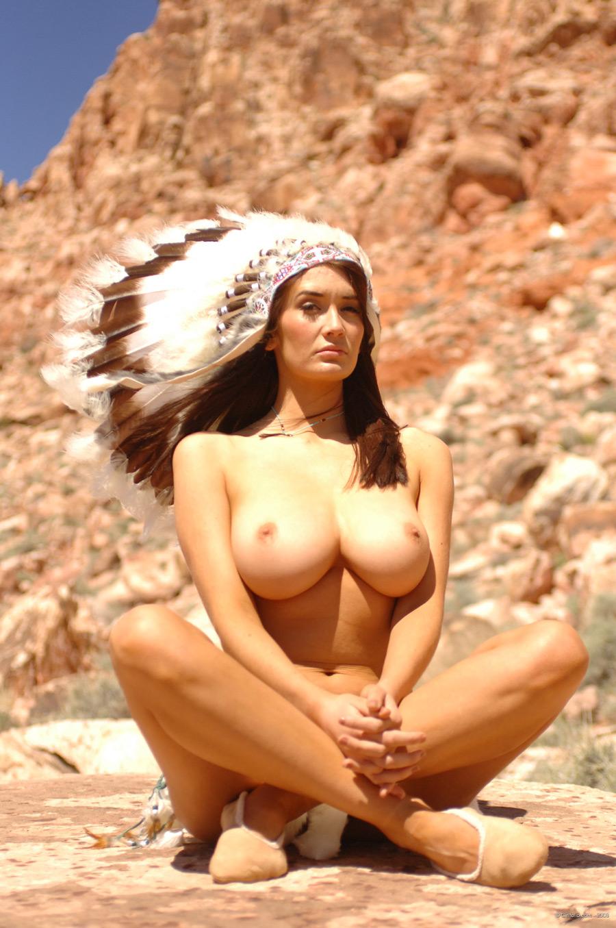 Фото голые девушки индейцы 17 фотография