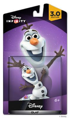 JUGUETES - DISNEY Infinity 3.0  Olaf : Frozen | Figura - Muñeco - Videojuego  A partir de 6 años | Comprar en Amazon